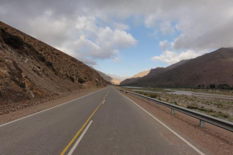 Ruta 145 - Up to the end of Argentina